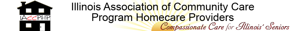 Illinois Association of Community Care Program Homecare Providers